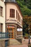 Spuerkeess银行 库存照片