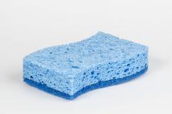 Spugna blu Fotografia Stock Libera da Diritti