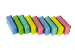 Spugna Multi-coloured Fotografia Stock