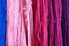 Spun yarn Royalty Free Stock Photo