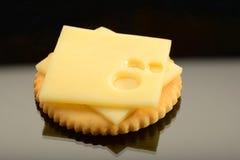 Spuntino del formaggio immagini stock libere da diritti