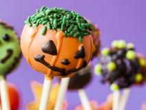 Spuntino di Halloween fotografia stock libera da diritti