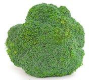 Spuntino vegetariano dei broccoli freschi immagine stock libera da diritti