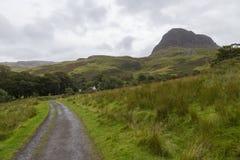 Spur auf der Insel von Skye Lizenzfreie Stockfotos