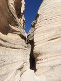 Spur durch Kasha-Katuwezelt schaukelt Nationaldenkmal Stockfoto