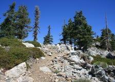 Spur Islip-Ridge Stockfotos