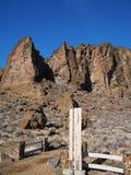 Spur zur Geologie lizenzfreies stockfoto