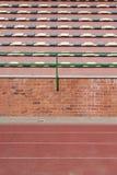 Spuren und Sitze Stockbilder