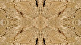 Spuren von Schnitten auf einem stilisierten Stamm für Dekoration stockbild