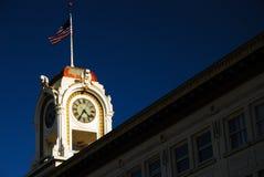 Spurgeon塔,圣安娜,加州 库存图片