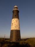 Spurn Point lighthouse Royalty Free Stock Photos