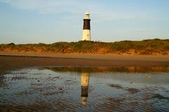 Spurn point. Peninsular, yorkshire coast stock photo