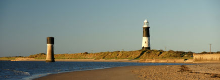 Spurn point Royalty Free Stock Photos