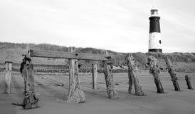 Spurn point. Peninsular, yorkshire coast stock photography