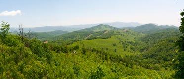 Spurs Chandolaz ridge. Stock Images