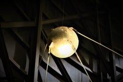 Sputnik en Royaltyfria Bilder