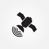 Sputnik vector icon illustration graphic design. Sputnik vector icon illustration graphic design Royalty Free Stock Image