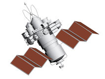 Sputnik stock illustration
