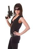 Spy Royalty Free Stock Photography