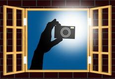 Spy Camera Royalty Free Stock Photos