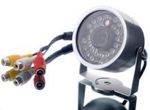 Spy infrared camera Royalty Free Stock Photography