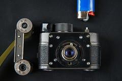 Free Spy Photo Camera Stock Photography - 39108292