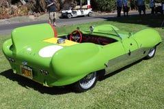 Spyders im Garten-Car Show im Arcadia, CA Stockfotos