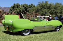 Spyders no Car Show do jardim no Arcadia, CA Fotos de Stock Royalty Free