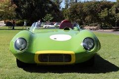 Spyders no Car Show do jardim no Arcadia, CA Foto de Stock