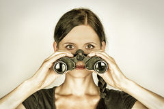 Spyglass Stock Photography
