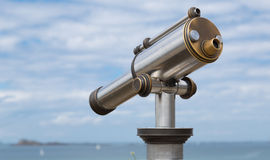 Spyglass Royalty Free Stock Photo