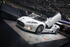 Spyker Aileron Royalty Free Stock Photo