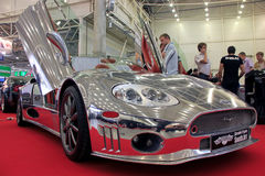 Spyker C8 Spyder Royalty Free Stock Images