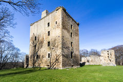 Spynie Palace Royalty Free Stock Photography