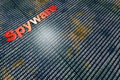 Spyware Stockbilder