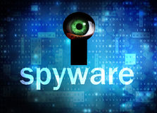 Spyware Stock Images