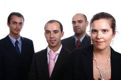 Squadra Immagine Stock