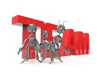 squadra royalty illustrazione gratis
