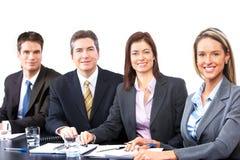 Squadra di affari Immagine Stock Libera da Diritti