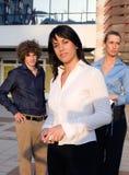Squadra di Busienss Fotografia Stock