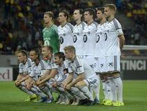 Squadra di football americano di Rosenborg BK Immagine Stock Libera da Diritti