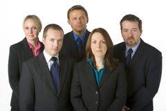 Squadra di gente di affari Fotografie Stock