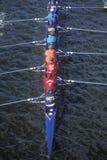 Squadra di Rowers femminili, Fotografie Stock