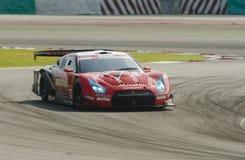 Squadra Motul Autech Nissan GT-R Fotografia Stock Libera da Diritti