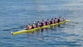 Squadra olimpica russa fotografie stock