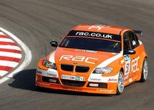 Squadra RAC BMW Jelley Fotografie Stock