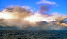 Squall2 Royalty Free Stock Photography