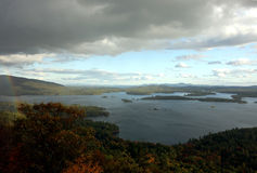 Squam lake Stock Image