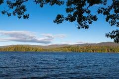 Squam Mountains Royalty Free Stock Image