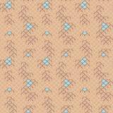 Squamapatroon van de kleur Stock Foto's